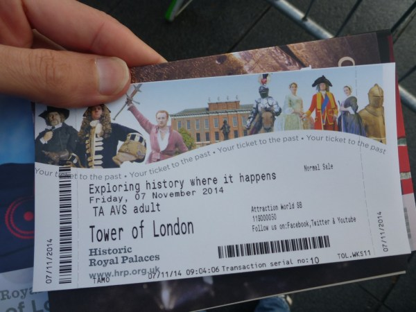 tower of london tickets # 66