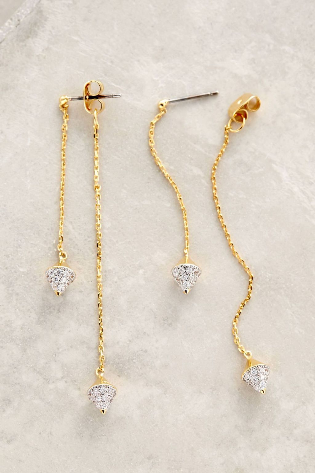 Anthropologies New Arrivals Sparkly Earrings Topista