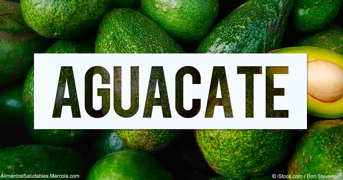 aguacate alimentos saludables fb