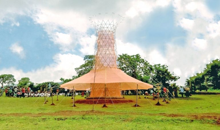 warka water tower