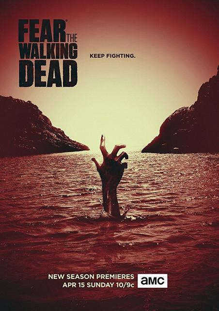 Fear the Walking Dead Season 4 TV Poster
