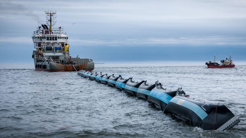 Большое мусорное пятно в Тихом океане: описание и фото