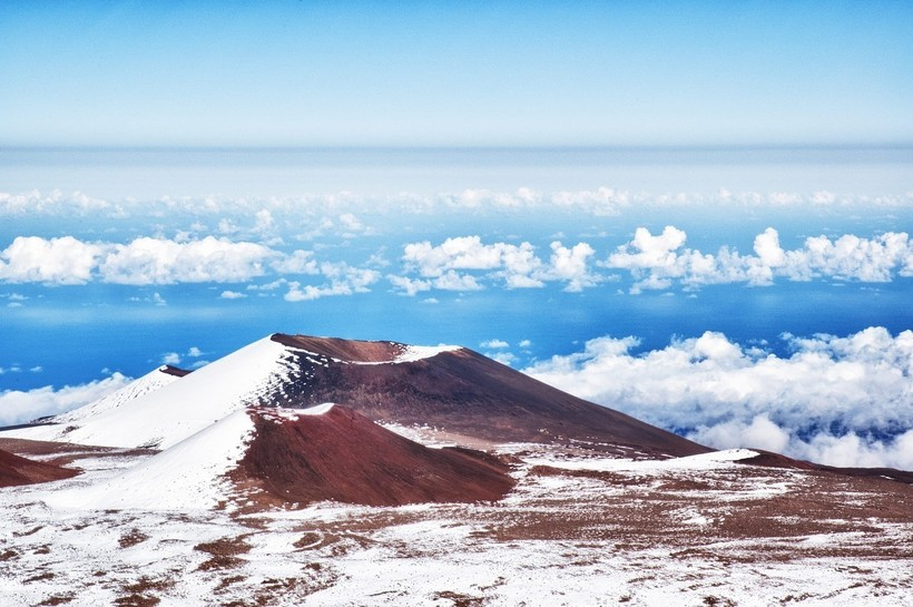 Mauna Kea жанартау