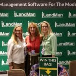 Tiffany Patterson, Angie Bender, Sarah Caldwell - 2018 NALTA Annual Conference