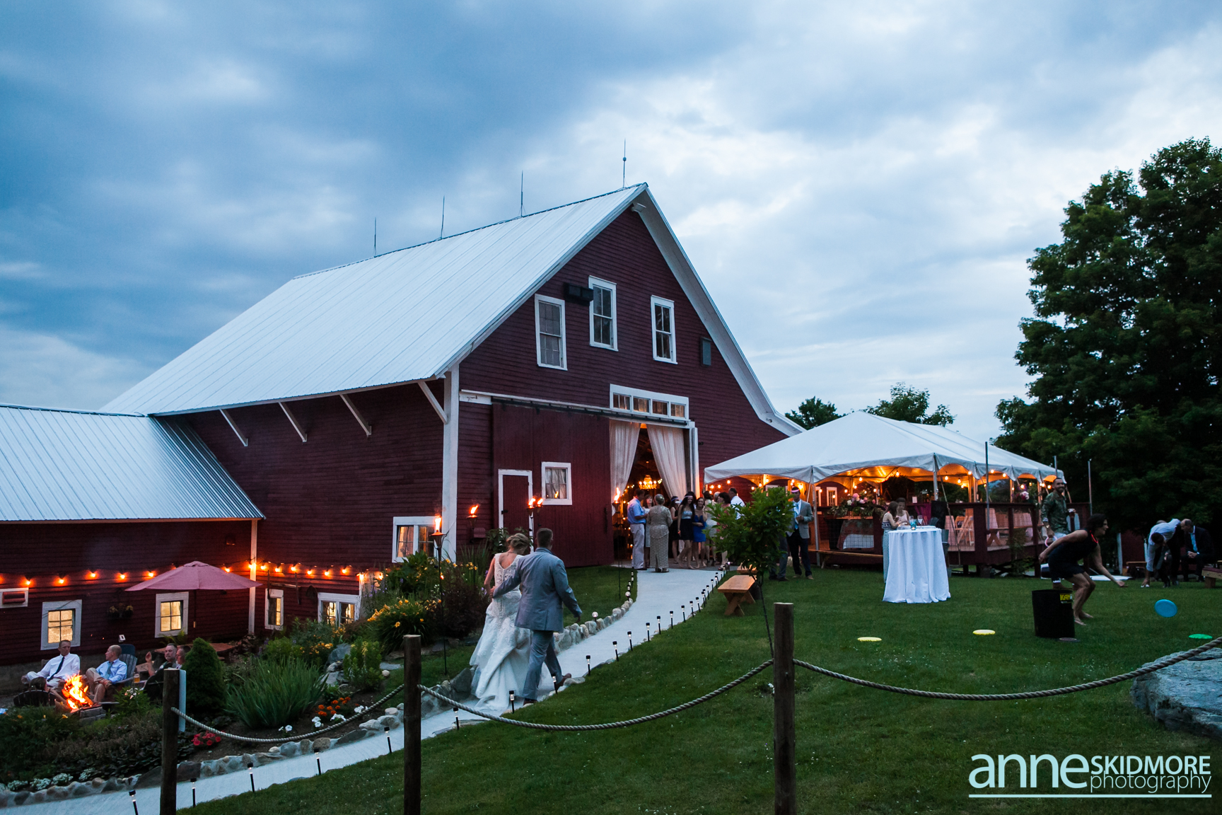 Bishop Farm Wedding and Events Lisbon NH Rustic