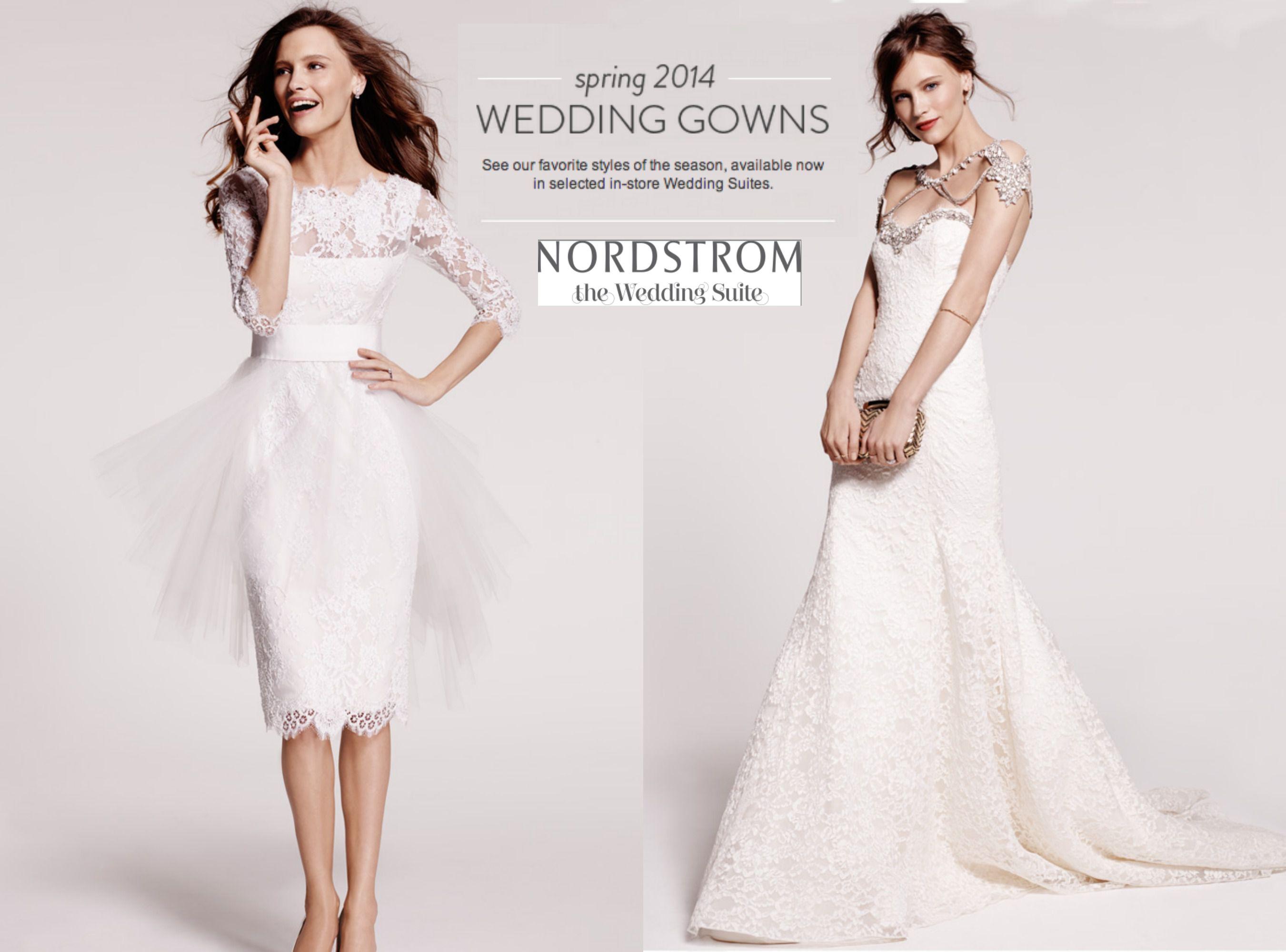Nordstrom Wedding Suite Spring Preview