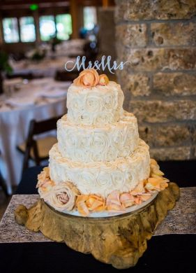 Country Wedding Cake Ideas   Rustic Wedding Chic Country Wedding Cake
