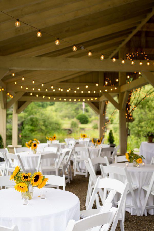 Summer Barn Wedding In New England Rustic Wedding Chic
