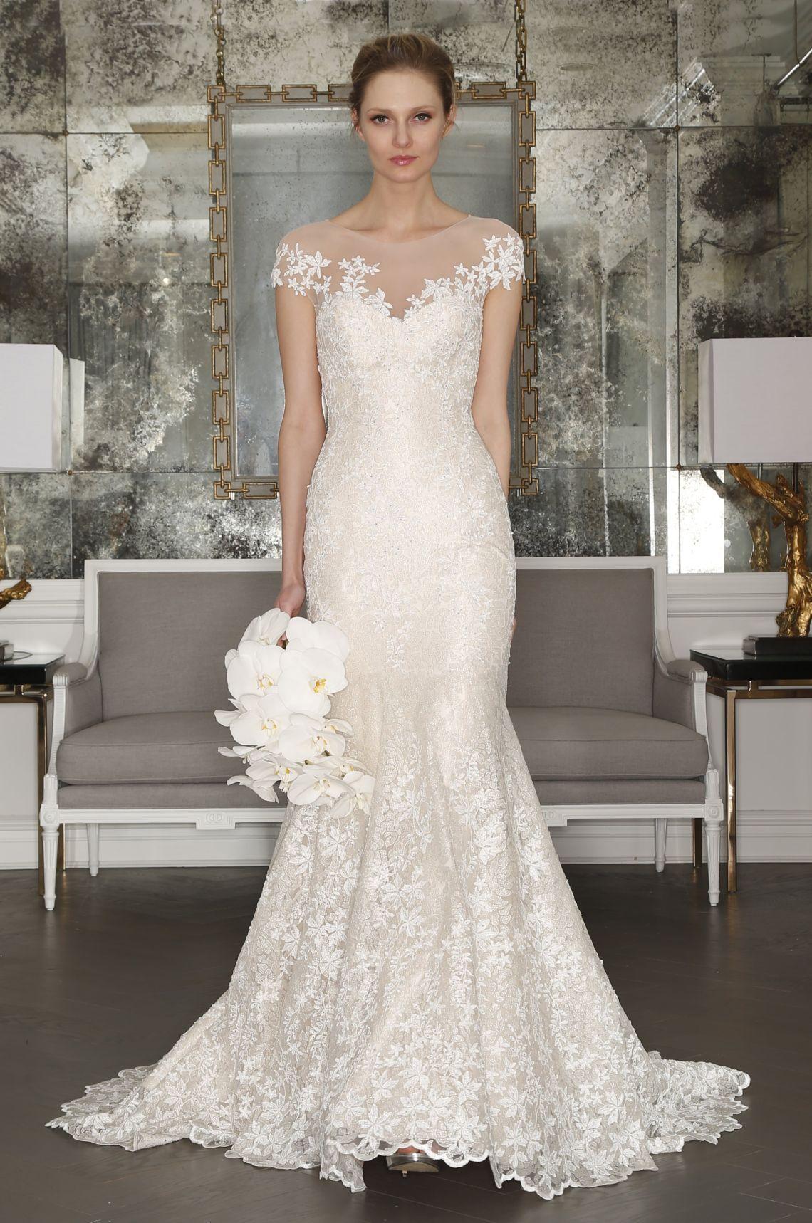 Romona Keveza Collection Bridal 2017 - Rustic Wedding Chic