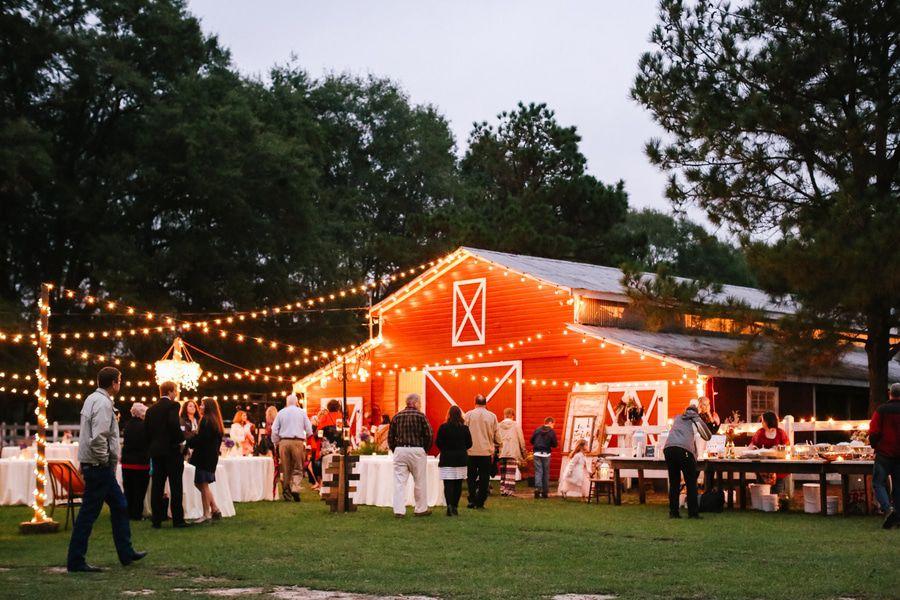 Country Rustic Alabama Barn Wedding Rustic Wedding Chic