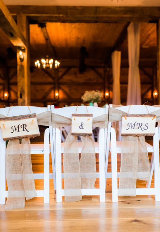 Ideas Reception Barn Country Wedding