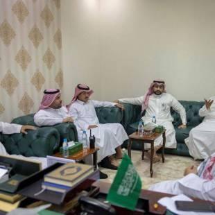 رئاسة شؤون الحرمين تناقش خطة موسم العمرة