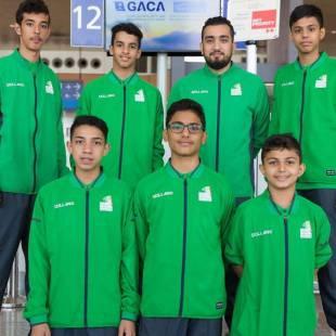 أخضر الريشة يشارك في بطولة دبي الدولية للشباب والناشئين