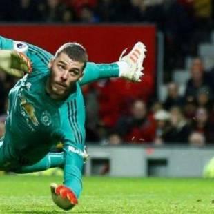 مانشستر يونايتد يجدد عقد دي خيا حتى 2023