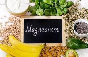 أعراض نقص المغنسيوم في الجسم !