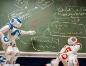 روبوتات تعاون المدرسين داخل قاعات الدراسة