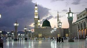 تعليق الدخول لمواقف المسجد النبوي ابتداء من مغرب هذا اليوم
