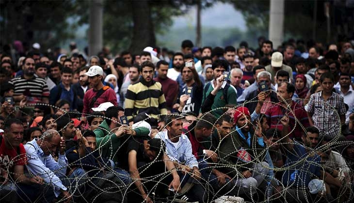 Vivemos a maior crise humanitária da história moderna