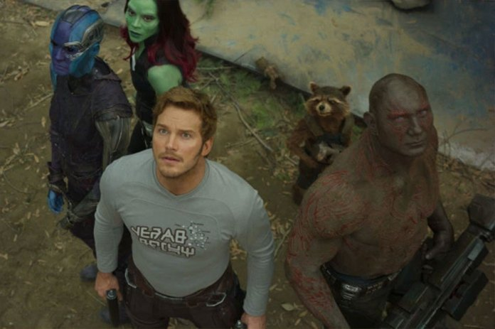 Image result for Humorous 'Guardians' set Marvel on new path for superhero movies