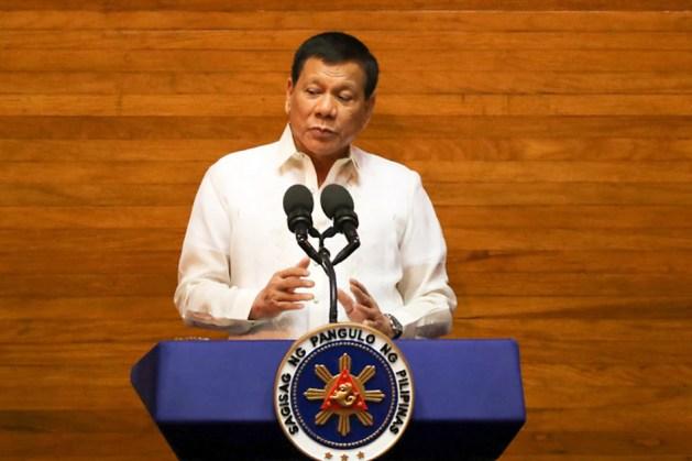 Image result for Rodrigo Duterte SONA 2018
