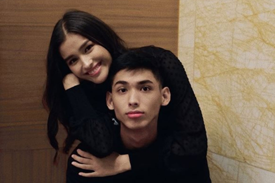 Liza Soberano And Her Brother