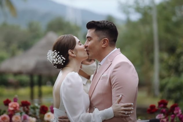 Luis Manzano and Jessy Mendiola get married | ABS-CBN News