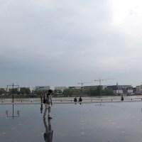 Bordeaux Mirror Fountain