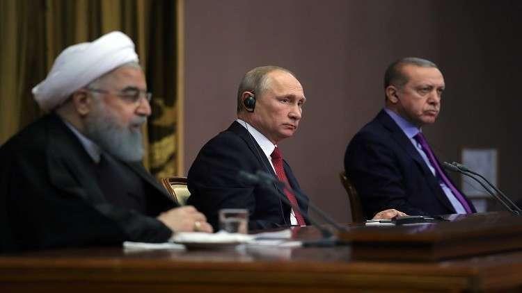 مؤتمر سوتشي سوريا