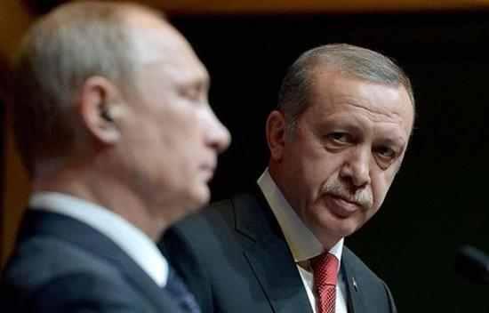 إدلب في ميزان العلاقة الروسية التركية 1