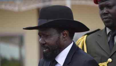 أكد رئيس دولة جنوب السودان