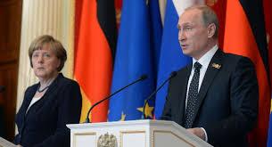 المانيا وروسيا