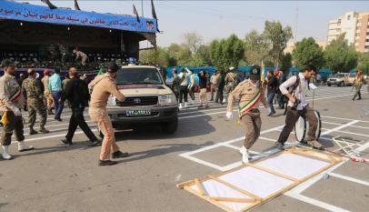 """""""الثوري""""الإيراني يتوعد بانتقام""""مميت لا يُنسى"""" من الإرهابيين"""