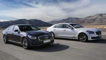"""كيا تطرح نماذج جديدة من سيارات """"K900"""""""