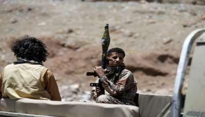 الحكومة اليمنية تتهم الحوثيين بجرائم حرب