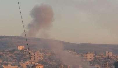 تفجير في عفرين السورية