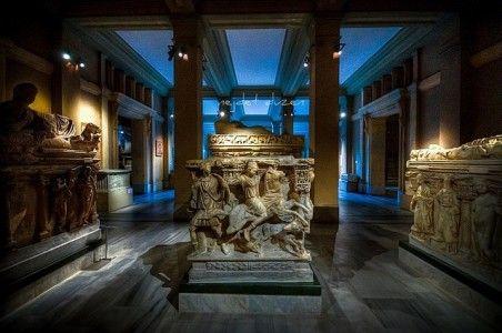 متاحف اثار اسطنبول