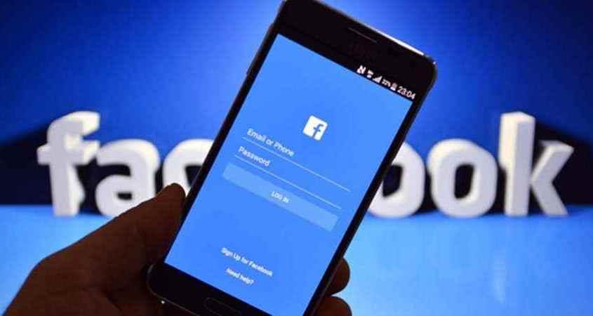 مشكلة توقف فيس بوك