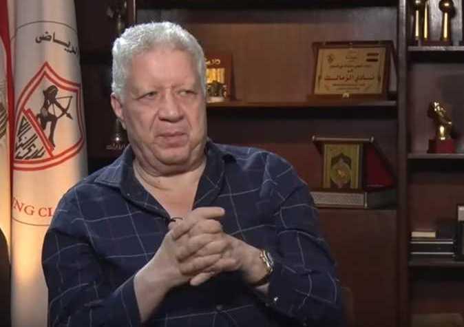اتهامات متبادلة بين مرتضى منصور و عصام عبد الفتاح 12