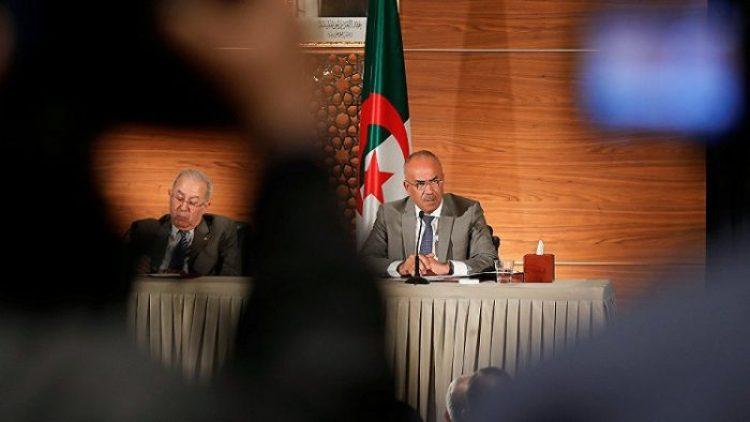 الحكومة الجزائرية الجديدة