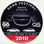 Saab Festival 2010
