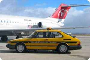 Saab 900 Friction Tester