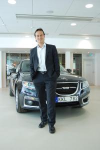 Tjänstebilsfakta testet den neuen Saab 9-5 Sport Combi