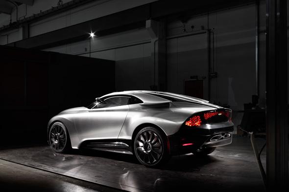 """Making of: Saab PhoeniX Concept Car, imagens exclusivas da """"Car Magazine"""""""