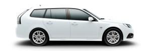 "Saab 9-3 Griffin, 6,5 x 16"" Alu 87"