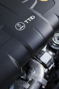 Saab 9-3 TTID, 180 PS, 400 NM, CO2 119 g / km