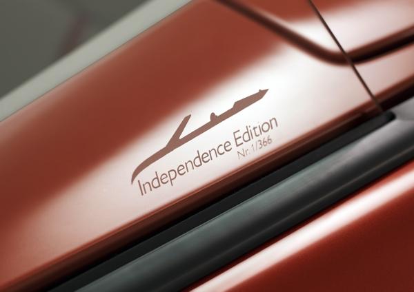 Cabriolet Saab 9-3: cada cópia é numerada