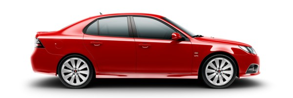 Saab 9-3 Griffin, Laser Red