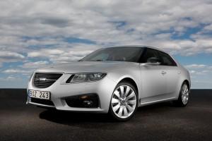 Saab 9-5 Limousine
