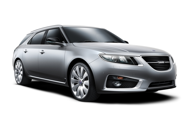 Saab 9-5 SportCombi, delivery from September