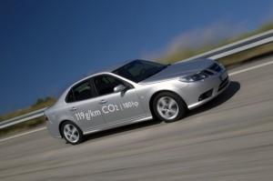 Saab 9-3 sedan, diesel ambiental com 180 PS